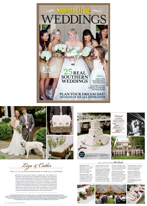 southern living weddings magazine 2011 southern living weddings